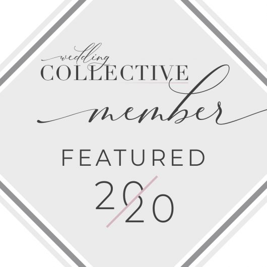 2020 Wedding Collective Featured Badge